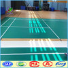 Multi-purpose badminton court mat / pvc sports floor / pvc plastic floor