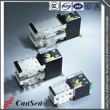 Small size high current simple structure ATS integration Automatic changeover switch