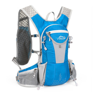 custom waterproof hydratation backpack race cycling backpack for men or women