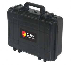 DRX EPC010 280*230*98mm waterproof IP67 safety protection with foam sponge gun nail tool case