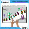 2016 NEWest arrival!SEEKMIND ST-9400H series Infrared multitouch interactive whiteboard with stand for education