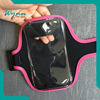 pvc waterproof bag for mobile phone,waterproof smartphone armband,sport led armband for running