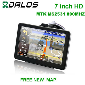 Good quality 7 inch hd Car GPS Navigation, OEM/ODM manufacturer car android gps navigation box