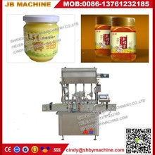High speed automatic big bottles cook the sauce machine with CE Certification