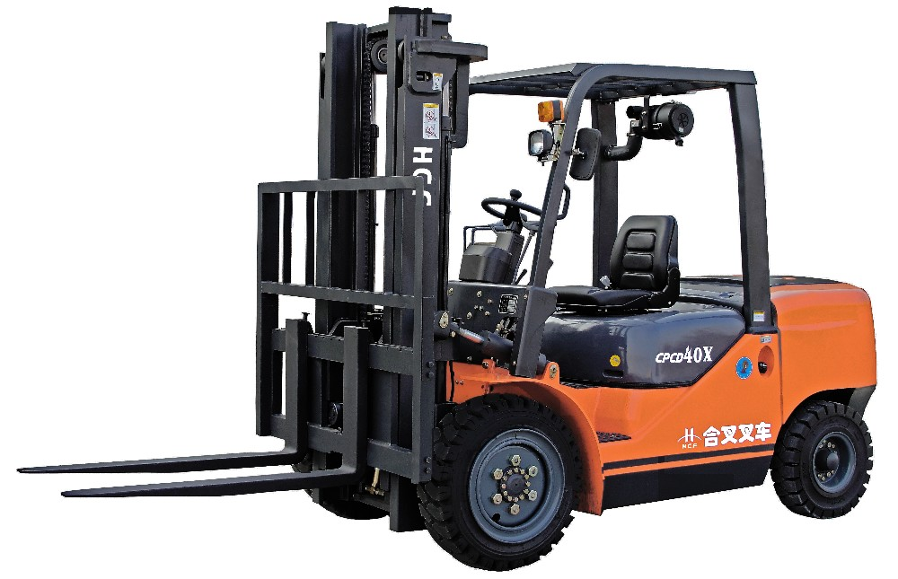 New 4ton Diesel Forklift Tcm Appearance with Xichai Engine for Sale