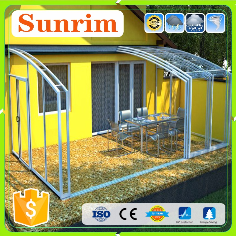 enjoy the out doors aluminum frame patio enclosure townsville