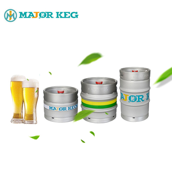 MAJOR KEG 20l barrel, stainless steel containers for beer