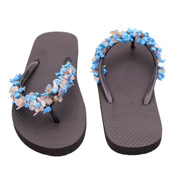 e29e728a1 AN-CF-108 Free Samples PVC Straps EVA Sole Women Sandals Flip Flops Women