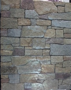Cheap Natural Yellow Granite Exterior and Interior Cultured Wall BrickStone Panel veneer CZ-N59