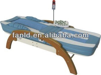 Far Infrared Heating Nuga Best Massage Bed 6018D+