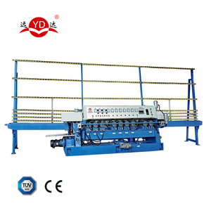 Manufacturer supply glass mirror beveling edge polishing machine