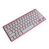 best price bluetooth keyboard 2.4g wireless keyboard computer keyboards 78keys bluetooth 3.0 keyboard for computer/ipad/mobile