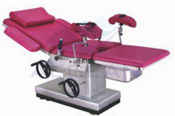 AG-C102D-2 hospital adjustable clinic gynecological examination table