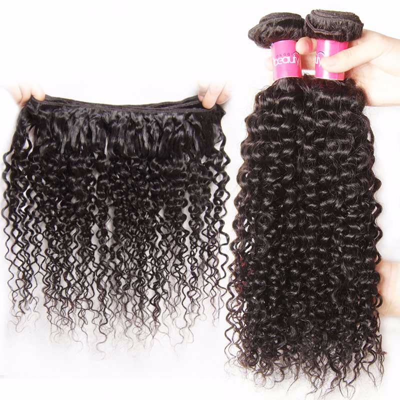 Afro Kinky Curly Bohemian Curl Human Hair Weave Buy Human Hair