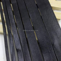 5mm Diy Bags Accessories Flat PU Leather Strip