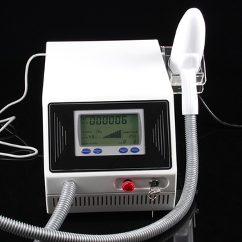 2016 portable home use nd yag laser working price with CE