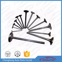 Engine valve manufacturer of jeep Car engine valve with low price