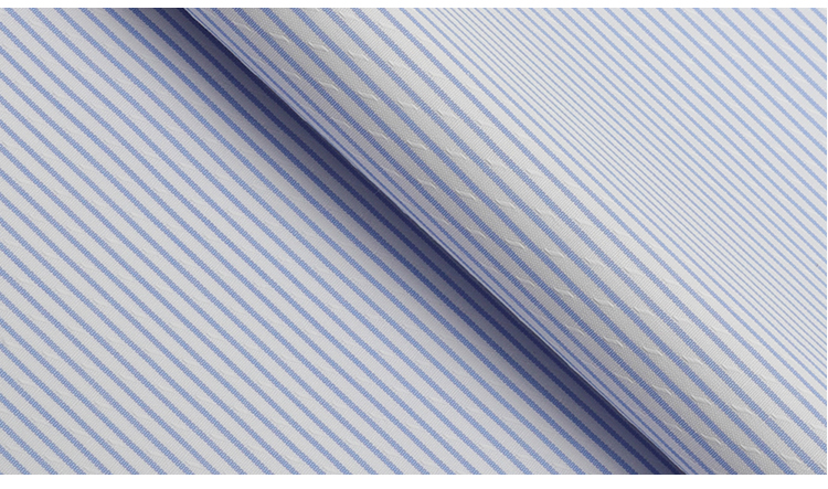 cotton/polyester shirt fabric yar dyed jacquard 80% cotton  20% polyester yarn dye woven jacquard fabric