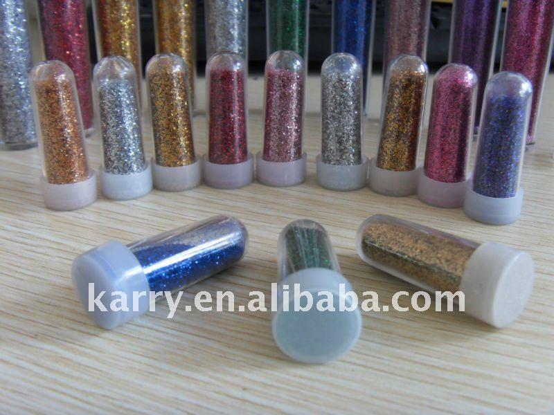 Fornecimento de fábrica de Venda de Arte 3D Líquido Glitter Cola Desenho