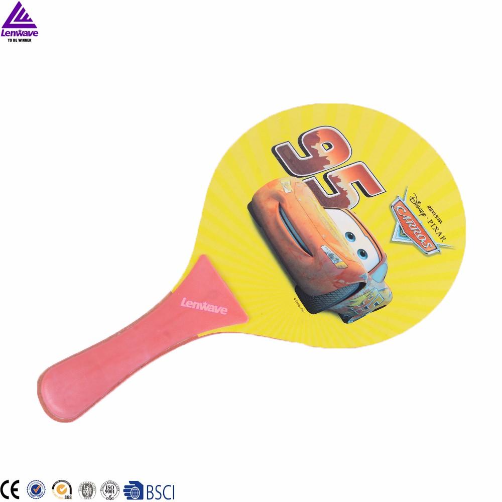 2016 Lenwave Brand Tennis Racket Kids High Quality Beach Tennis ...