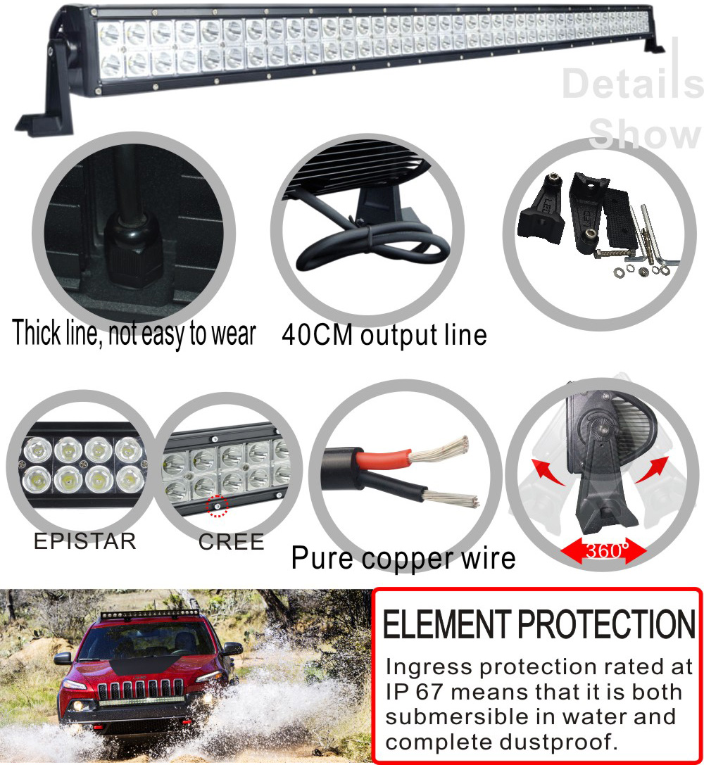 China Supplier Automotives 1000 Watt Led Light Bar 12 Volt ...