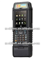 Customized handheld Android EFT POS cash register payment terminal with barcode scanner (MX9800)