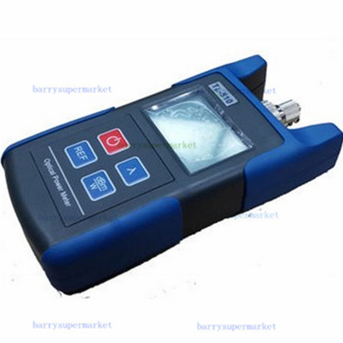 -70 to +10dBm or -50~+26dBm TL510 TL510A Or TL510C Optical Power Meter with FC SC ST Connector Fiber Tester For CCTV