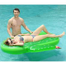 China supplier pool pool floats inflatable cactus for swimming