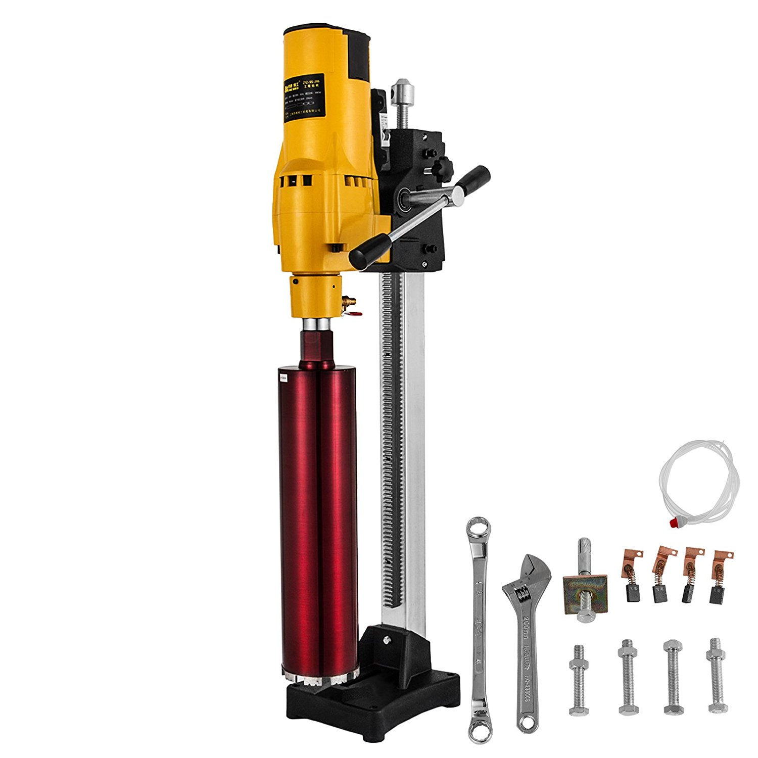 Beast Core Drill /& Rig Accessory Vacuum Kit for Drill Stand COMPACT- Block Lackmond BCR VKITC VALVES /& Rubber