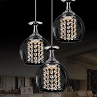 Promotional Prices!! Latest Factory Supply wine glass pendant light