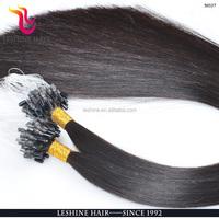kinky curly micro loop hair extension 2016 best selling clip hair extension
