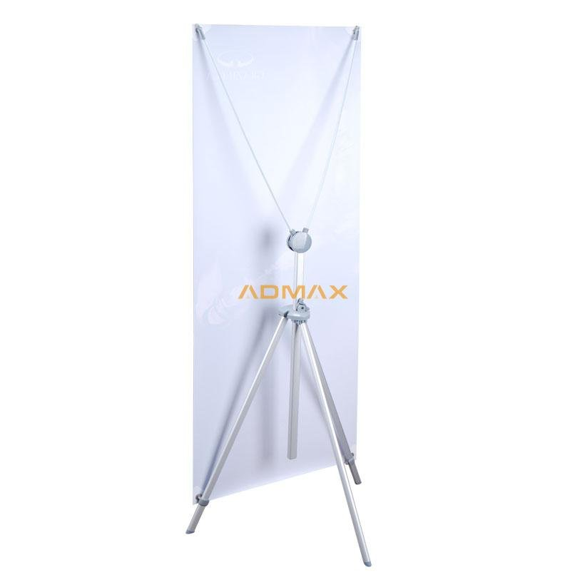 X Banner-display/X banner stand