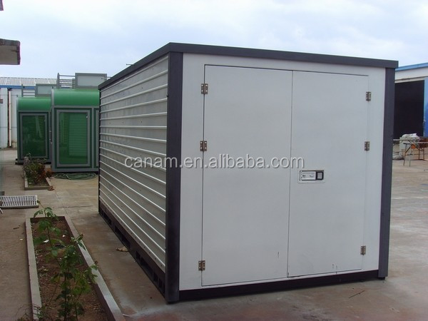 Prefab flatpack office/living room/ container house