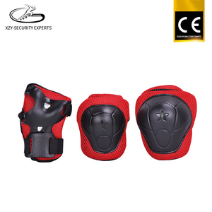 Ventilation Colorful Hand Knee Pads Protective Gear