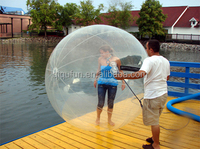 China factory direct sale widely popular sports theme walking inflatable water ball
