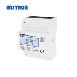 SDM72Bi 3 Phase 4 Wire Direct Connection Digital Import Export Energy Consumption Measurement kWh Meter