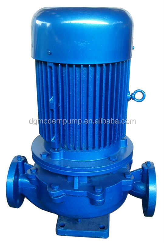 ISG series industrial vertical water pump