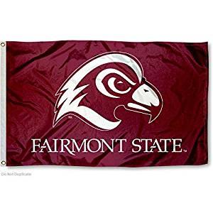 Fairmont State College Flag