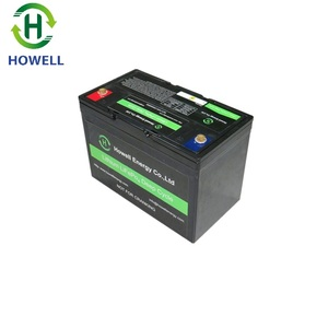 HWE deep cycle lifepo4 24 volt battery 20ah 30ah 40ah 50ah rechargeable lithium battery pack 24v