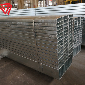 open profiles of galvanized steel sheet cold formed C channel section