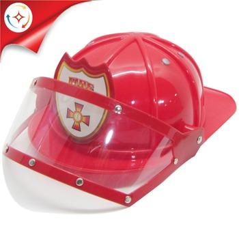 child firefighter hard hat toy fireman helmet with visor buy