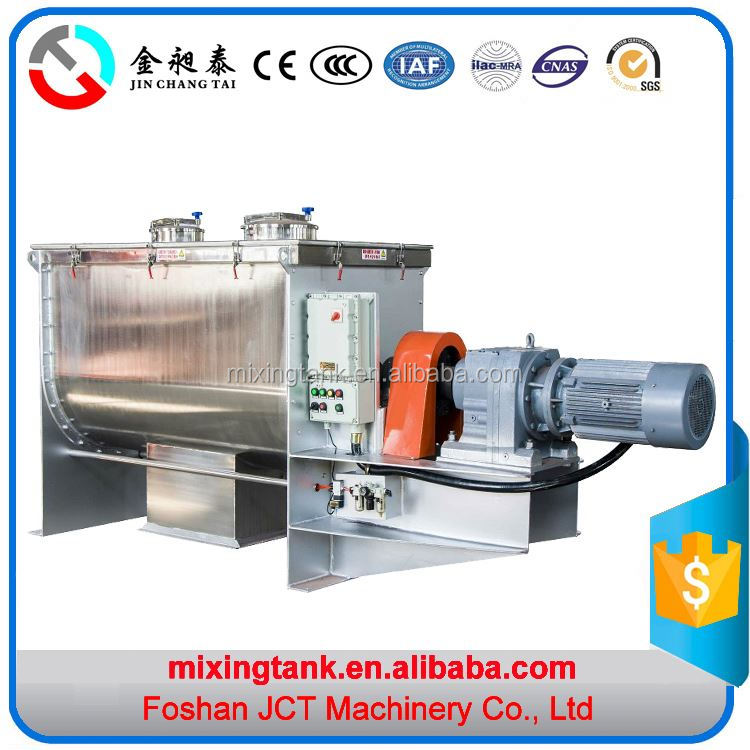 Wldh Ribbon Mixer With U-shaped Vessel 500kg