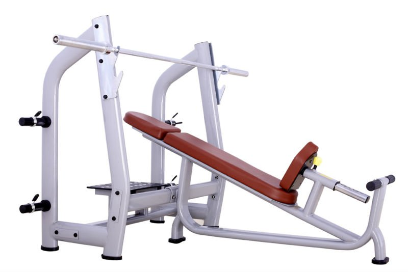 Equipamento de Ginástica Comercial / B-025 Incline Bench (Luxury)