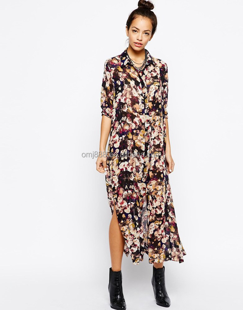 3096885677e Girls On Film Floral Printed Shirt Dress Sexy Dress Girl Dresses - Buy  Wedding Dresses 2014