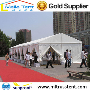 High-class Aluminum Tent Used as Reception Hall