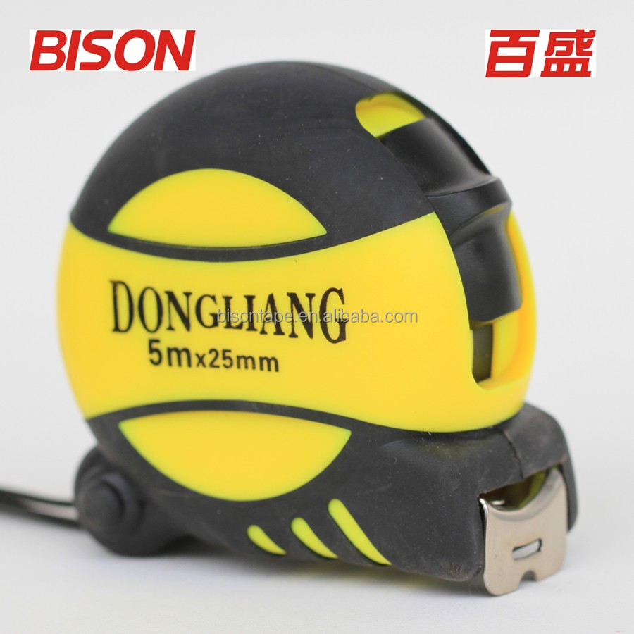 professional china manufacturer supply double color tape measure