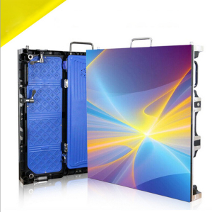 Weather proof 4x3 sizes P4.81 outdoor led screen for rental