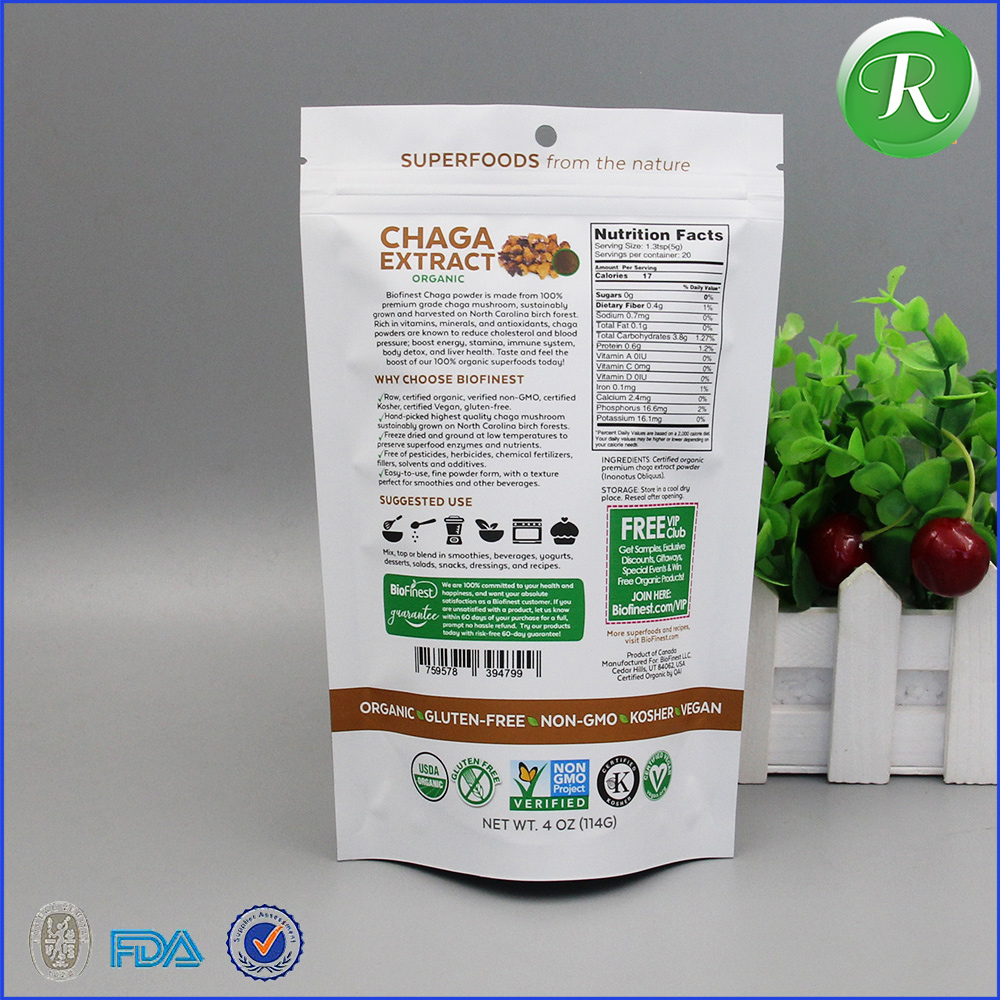 Organic Ground Green Coffee Beans Packaging Bags Buy