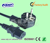 CE CCC UL Certificates European standard plug PC power cord