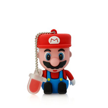 Hot sales flash drive 64g flash drive 32g pendrive16g 8g 4g flash card new style Super Mary usb fiash drive u disk free shipping